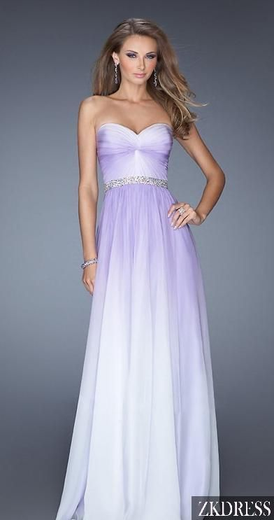 Best 25  Lilac prom dresses ideas on Pinterest