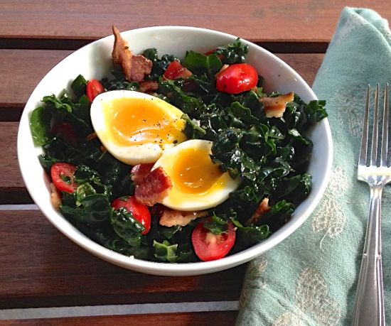 Yes, that's right—breakfast salads! They'rea thing,and they're…