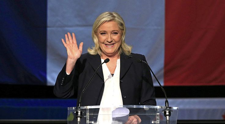 Future president? Marine Le Pen's National Front gains blockbuster victory in regional vote — RT News