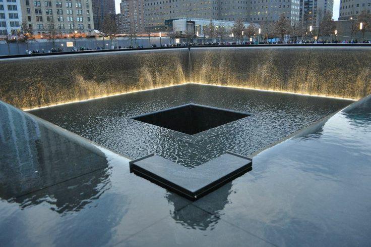 9/11 Memorial, New York USA