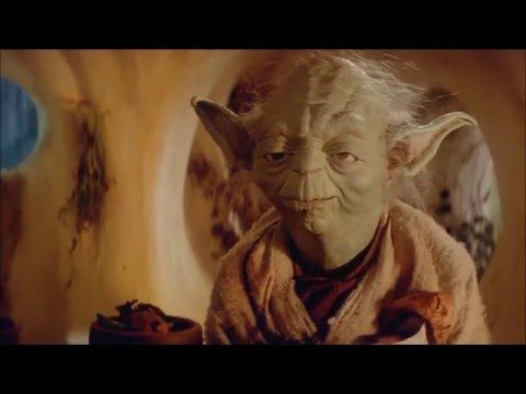 Yoda - Rockin' and Rollin' (Bad Lip Reading) - YouTube