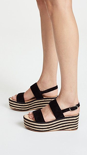 fd1c8bf60dc Joie Galicia Two Band Wedges