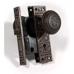6th Wedding Gift Ideas : ... Set in Cast Bronze & Iron 6th anniversary traditional iron gift
