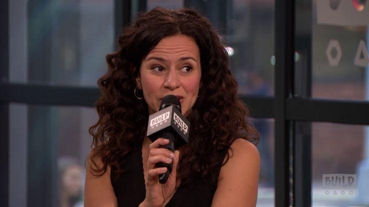 "Mandy Gonzalez Chats About ""Hamilton"" & ""Madam Secretary"" - YouTube"