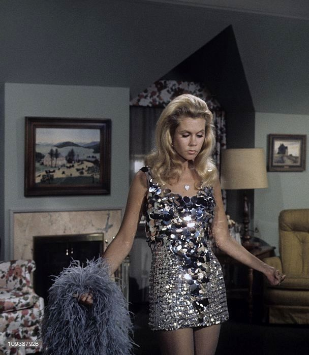 Elizabeth Montgomery - Bewitched TV Series (1964–1972 ABC)