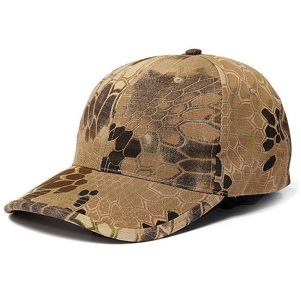 Men's Camo Cap Adjustable Military Hunting Fishing Army Hiking... ($7.32) ❤ liked on Polyvore featuring men's fashion, men's accessories, men's hats, mens baseball hats, mens summer caps, mens hats, mens summer hats and mens military cap