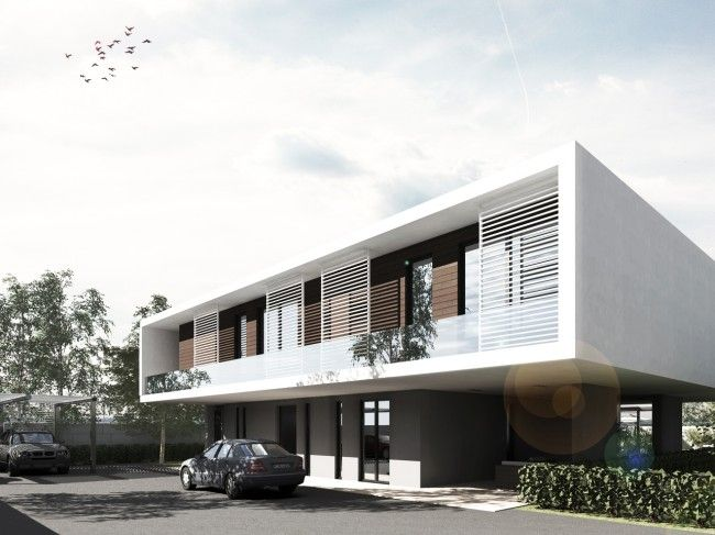 Private mansion at airport hills Ghana - design by BiCuadro Architects with AF&A - ready to built!