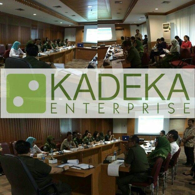 Meeting KADEKA Enterprise bersama Pemprov DKI Jakarta