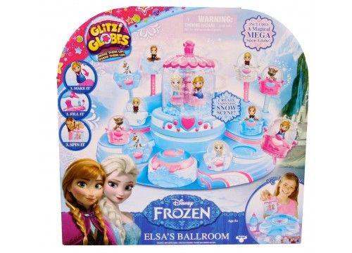 Glitzi Globes Frozen Elsa's Ballroom - http://tidd.ly/6672fbb8