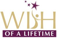 Wish of a Lifetime - a charity that grants wishes to senior citizens.