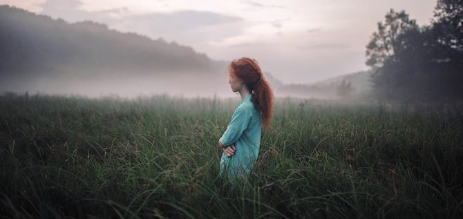 Serene Portraits In Nature By Marat Safin