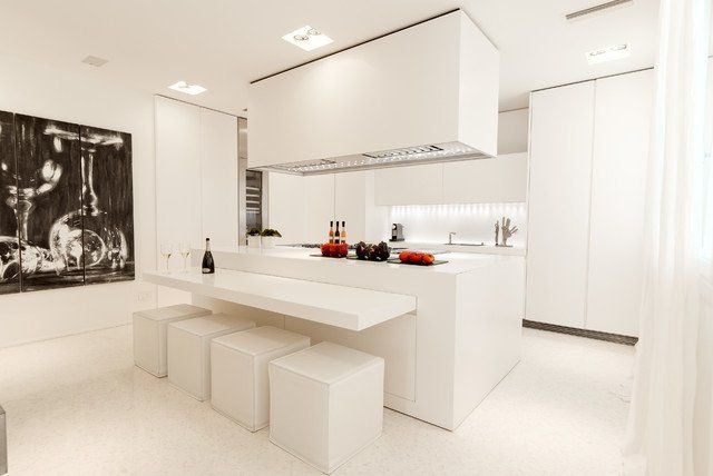 16 Mind Blowing Contemporary Kitchen Designs That You Cant Dislike