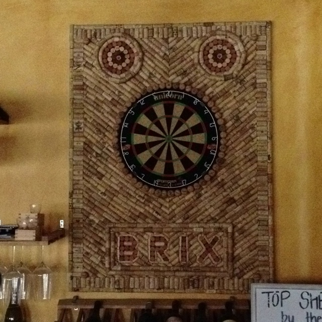 Very Cool Wine Cork Backboard