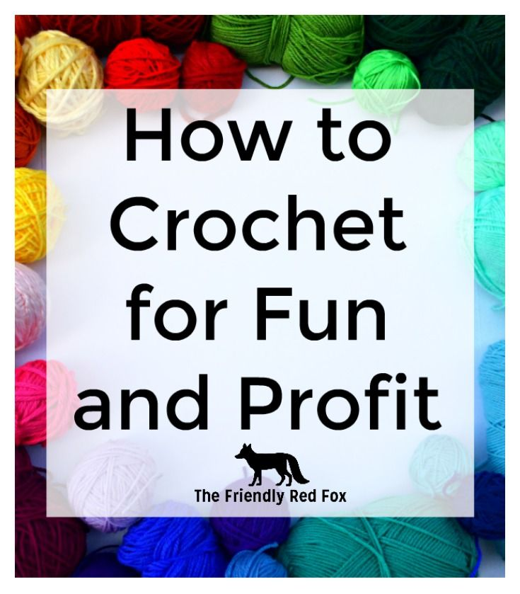 """""""How can I sell my crochet work? Can I make money with my crochet  projects? How did you get started?"""" I get these questions in my inbo..."""