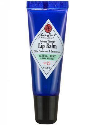 Jack Black Intense Therapy Lip Balm SPF 25 | allure.com