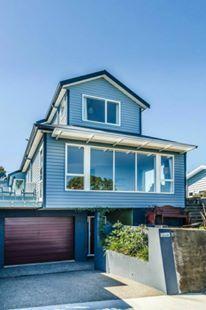 David Reid Homes 2014 Remove & Rebuild | Exterior Watherboard + Plaster Render