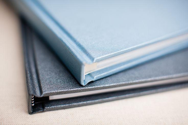 Buckram Close Up Texture - Aquamarine & Steel