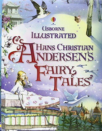 Illustrated Hans Christian Andersen (Illustrated Story Collections) by Fran Parreo