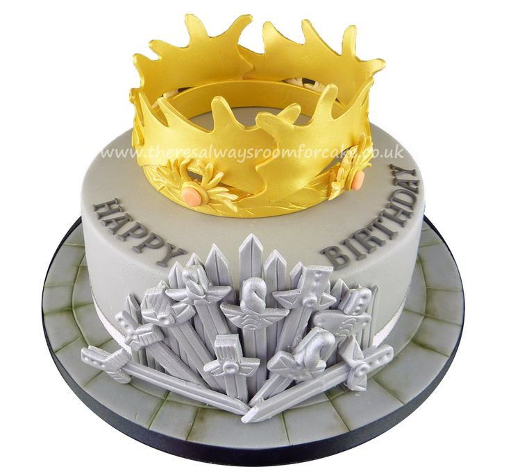 Game Of Thrones Cake, Game