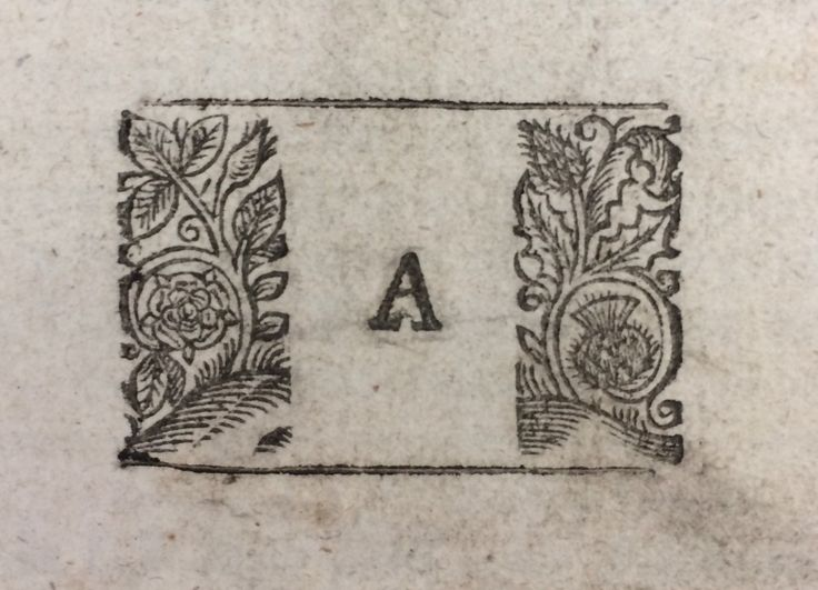 Start with A Interesting bibliographic feature of this 17th century thanksgiving sermon: The leaf shown above is leaf A1. Normally we would expect a page before the title without other content to lack...