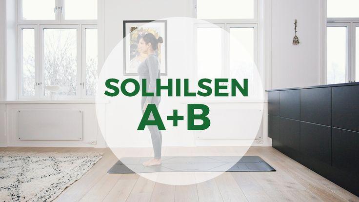 Solhilsen A+B x 5