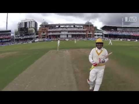 GoPro Batting - Adam Gilchrist vs Shaun Tait | Access All Areas