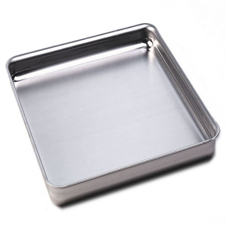 American Metalcraft SQ1020 Square 10 x 10 x 2' Aluminum Pan ** Find out more details by clicking the image : Pizza Pans and Stones