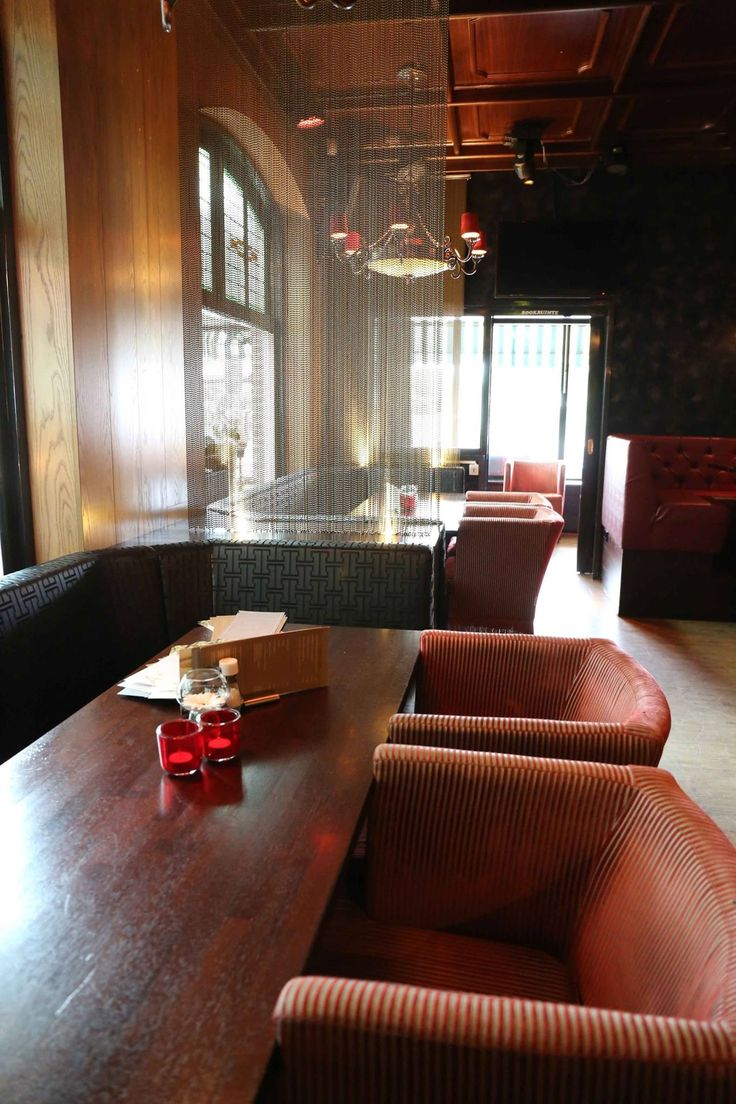 Witkamp Laren café Interior design by Linda Pol