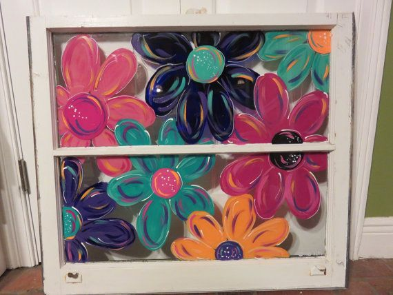 69 best Hand Painted Windows images on Pinterest