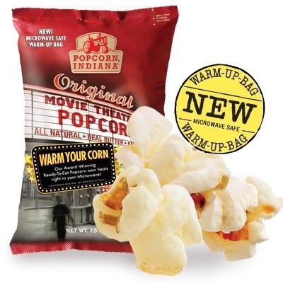 Popcorn Indiana Original Movie Theater Popcorn - <3 this stuff!