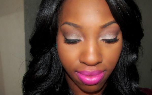 Candy Yum Yum Makeup For Black Women Dark Skin Tones