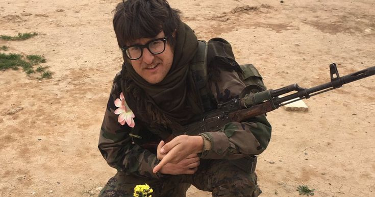 'The true story of a hipster florist who went to Syria to fight ISIS and find himself: The movie' casting suggestions