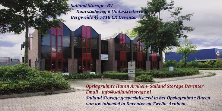 Goedkope Opslagruimte Huren Deventer Arnhem Apeldoorn - Salland Storage speelt in op de behoefte naar het huren van goedkope veilige tijdelijke opslag, inboedelopslag, opslagruimte,  Deventer, Twello, Zutphen, Arnhem, Apeldoorn en Zwolle voor zowel particulieren als bedrijven.