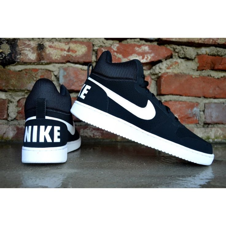 Nike Court Borough Mid 838938-010
