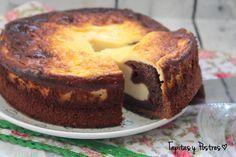 ¿Os gusta el brownie? ¿Y la tarta de queso?