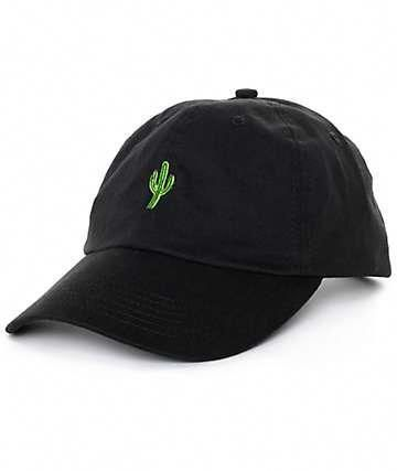 d9cd165eb957e Empyre Solstice Cactus Black Baseball Hat  BaseballHelmet