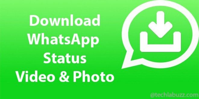 How To Save Whatsapp Status Video In Gallery Save Video