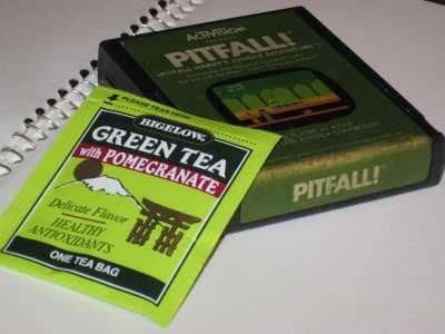 I enjoy all green teas but I LOVE the Bigelow's Green Tea w/ Pomegranate. De-lish!