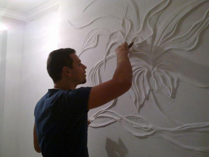 Plaster Wall Art 22 best drywall art images on pinterest | plaster art, art