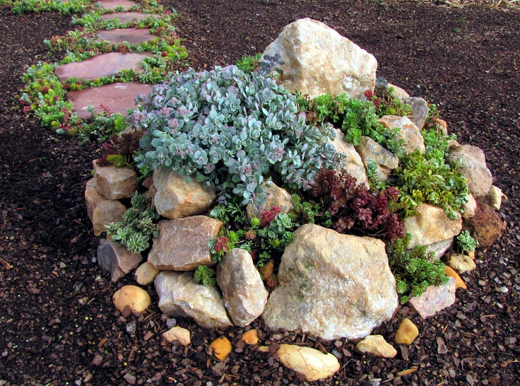 28 best GH Rock Garden Ideas images on Pinterest ...