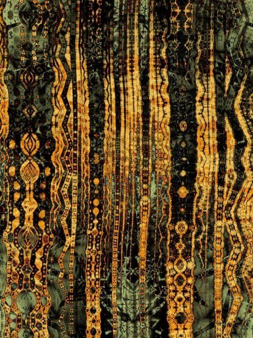 The Golden Forest, Gustav Klimt.