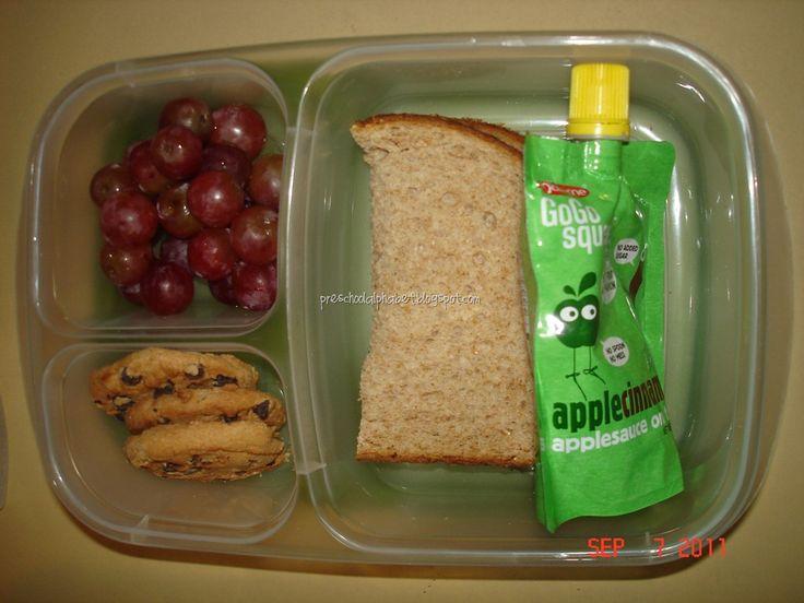31 Best Preschool Lunch Ideas Images On Pinterest Food