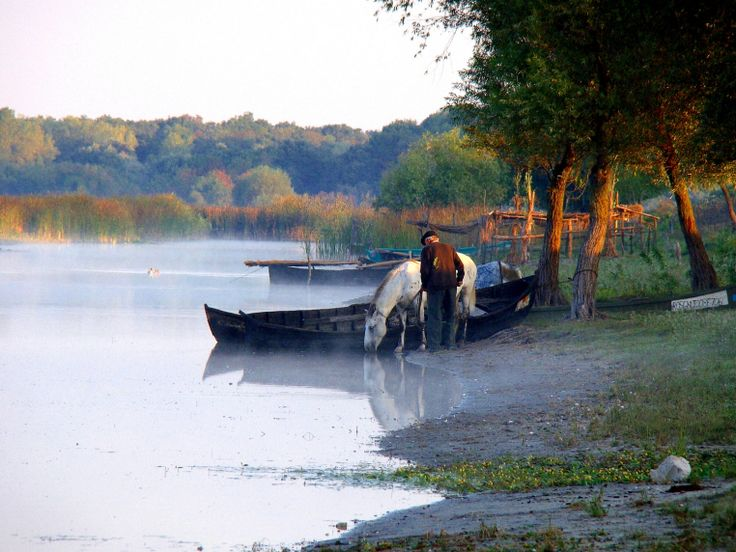 #Danube #Delta #Romania #Chilia #Mila23 #Sulina #Sfântul #Gheorghe #Gura #Portitei #Tulcea #Enisala The Danube Delta is perhaps the least inhabited region of temperate Europe. In the Romanian side live about 20,000 people, of which 4,600 in the port of Sulina, which gives an average density of approx. 2 inhabitants per km².