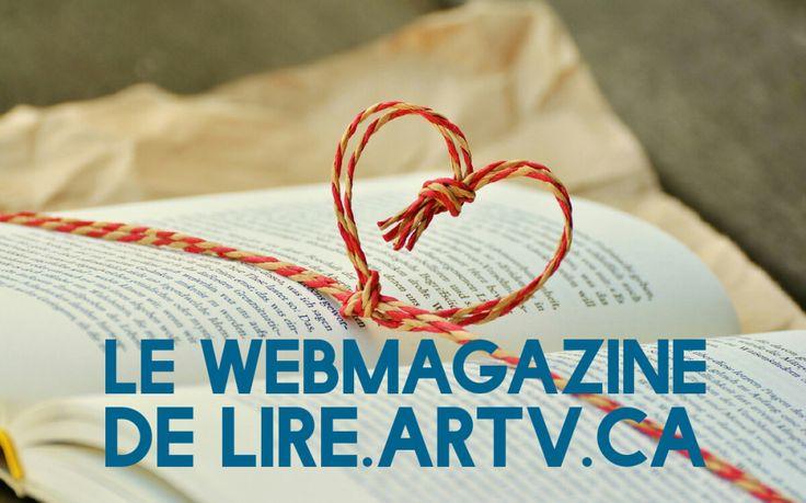 Vous ne savez pas quel livre à choisir pour votre prochaine lecture ? Vous aimerez mieux connaitre la littérature francophone ? J'ai trouvé une émission pour vous ! Sur lire.artv.ca, il existeun w…