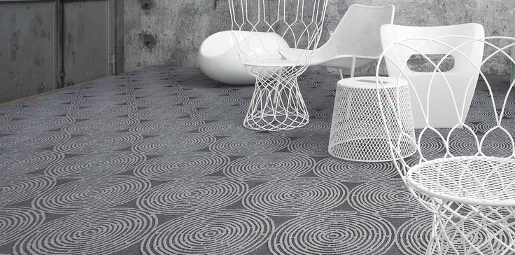 Object Carpet - design Web Art Vulcano
