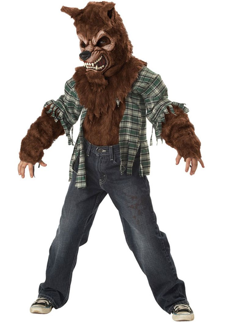 Kids Howling at the Moon Costume, Werewolf Fancy Dress - Child Halloween Costumes at Escapade™ UK - Escapade Fancy Dress on Twitter: @Escapade_UK