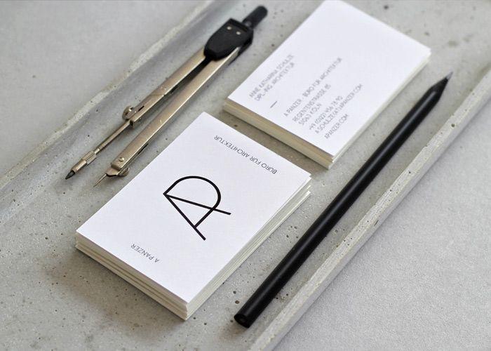 Das Kölner Architekturbüro A Panzer wurde 2012 von Anne Katharina Schulze und Tim Panzer, Absolventen der RWTH Aachen, gegründet. YAGWYD entwickelte die visuelle Identität des Büros, mit Anwendung auf die Geschäftsausstattung. YAGWYD – Creative Studio http://yagwyd.com