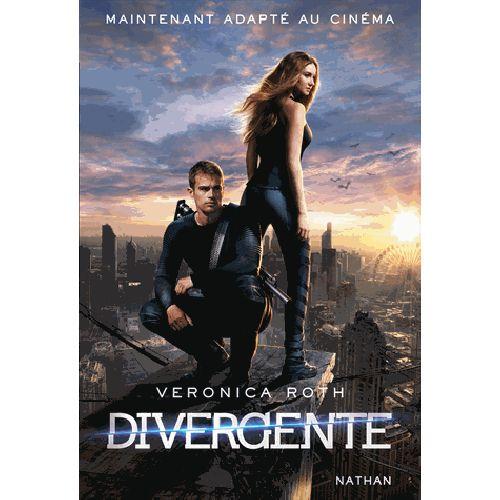 #Divergente, le premier tome de la saga de Véronica Roth chez #Nathan