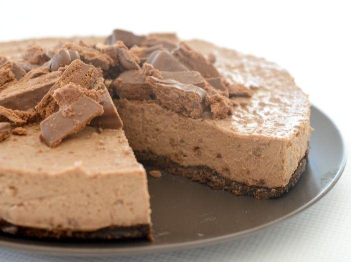Tim Tam and Baileys Cheesecake Recipe