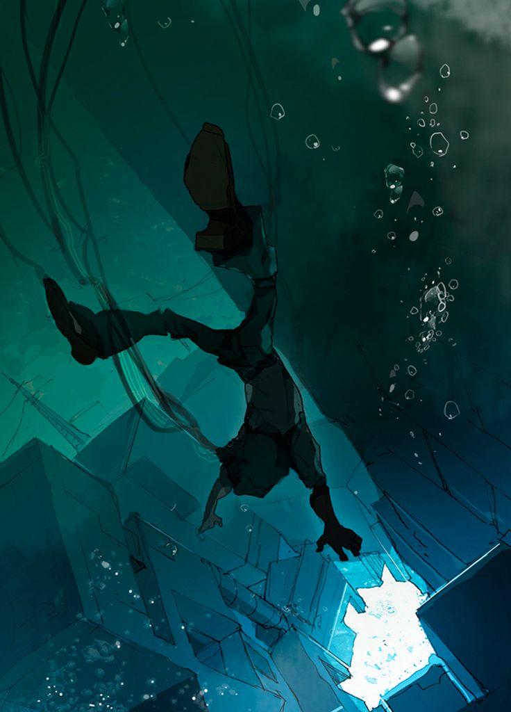 Illustration by Demizu Posuka